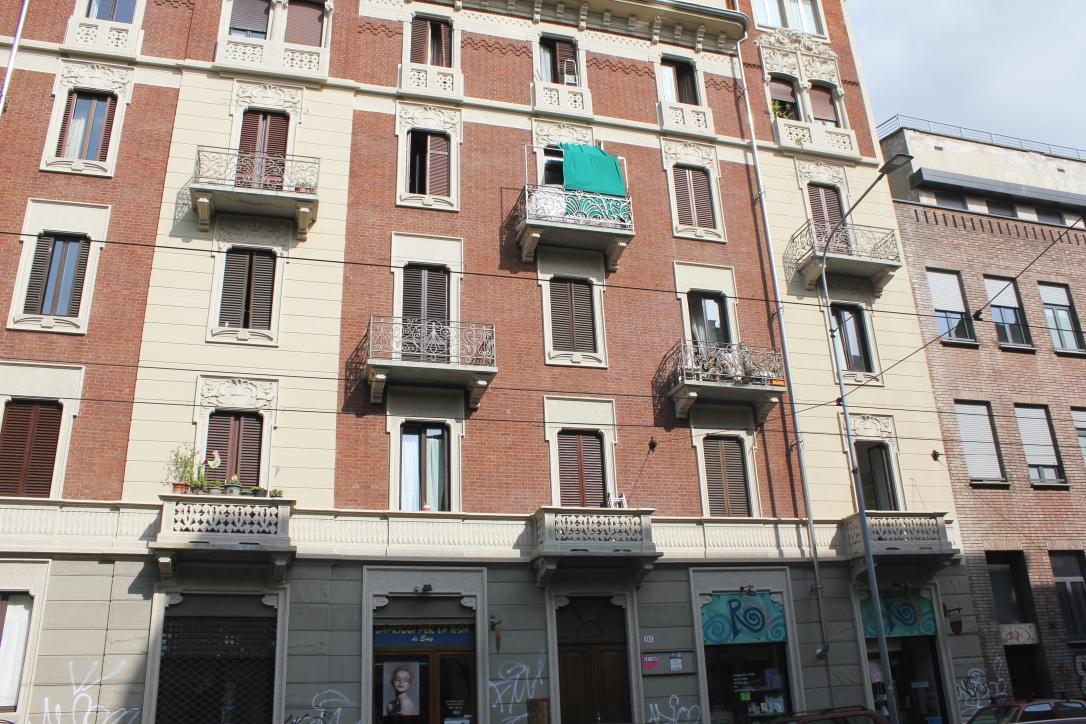San Salvario - Via Madama Cristina 114